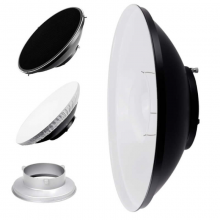 55cm WHITE Interior Beauty Dish