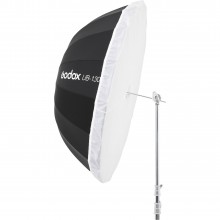 "Godox White Parabolic Umbrella 130CM (51"") UB-130W with diffuser"