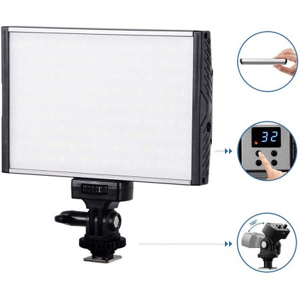 Tolifo PT-15B PRO Camera Light Panel