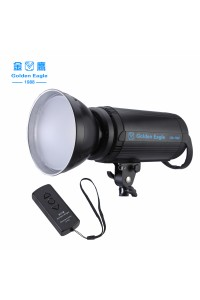 Golden eagle photography lights dimmable led-1500 video light