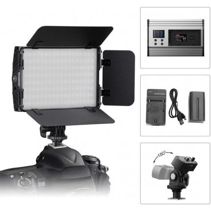 Tolifo PT-15B PRO II Camera Light Kit