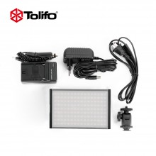 Tolifo PT-15B PRO Camera Light Kit