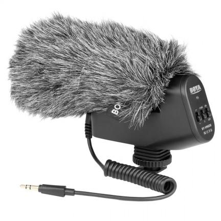 BOYA BY-VM600 Cardioid Condenser Shotgun Microphone