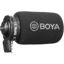 BOYA BY-A7H Plug-In Condenser Microphone