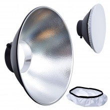 Jinbei M30 70 Degree Magnum Reflector with Diffuser