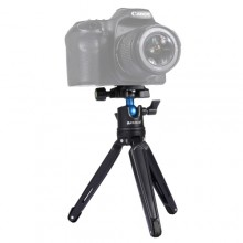 PULUZ PU3002 Mini Metal Desktop Tripod Mount