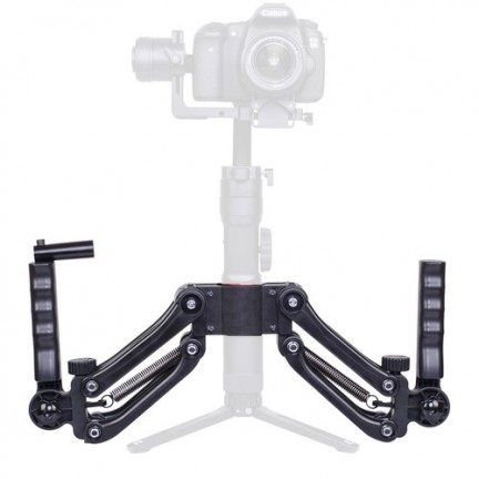 for Ronin s / Crane / Moza air 2  spring Dual Handle