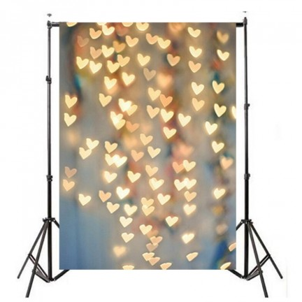Photography Background Lover Dreamlike Glitter Haloes I