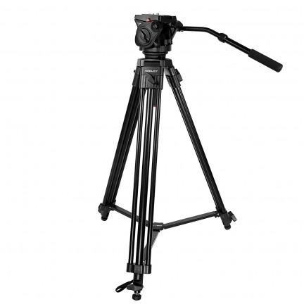 Kingjoy VT Series 3-Section Professional Video Tripod
