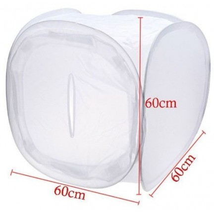 Photo Studio Soft Box Shooting Tent 60 cm