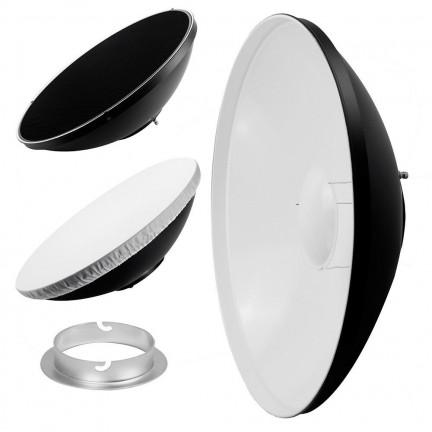55cm WHITE Interior Beauty Dish