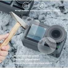 Screen Film Lens Film for DJI OSMO Sports Action Camera