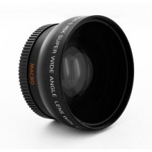 67mm 0.45x Wide angle lens