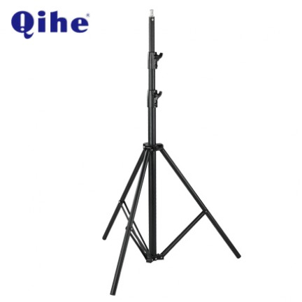 Qihe J288t Three section steellighting stand