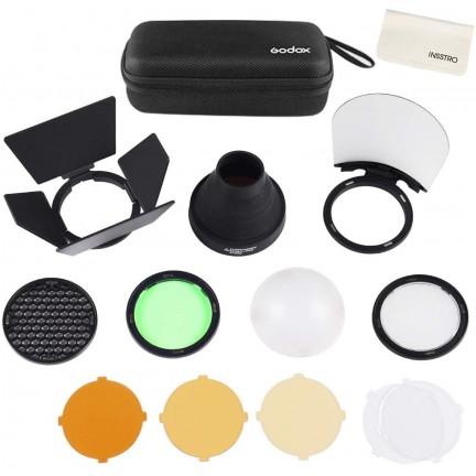 Godox AD200 Accessories, AK-R1 Round Flash Head