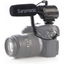 Saramonic SR-PMIC1 Battery-Free On-Camera Shotgun Microphone