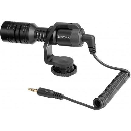 Saramonic VMICMINI Vmic Mini Shotgun Microphone (VMICMINI)
