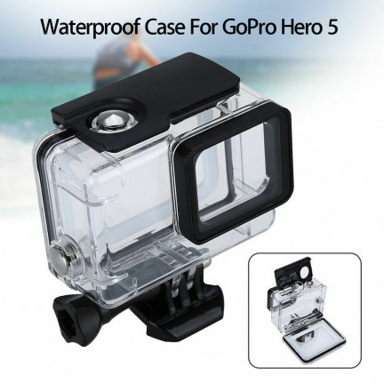 Case for GoPro Hero 5 6 Waterproof Case Cover