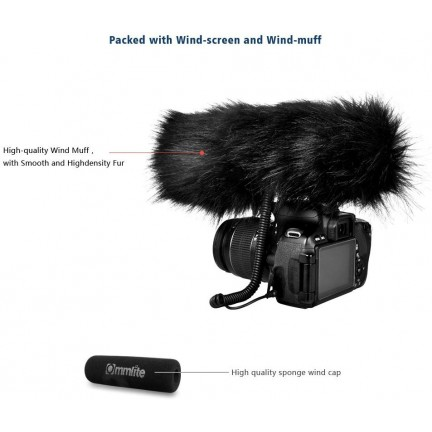 COMICA CVM-V30R Video Microphone
