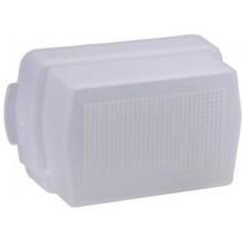 White Flash Bounce Diffuser for YONGNUO YN 560, 565, YN560 I II II & YN565EX