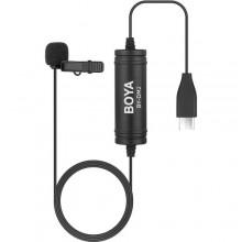 BOYA BY-DM2 Digital Lavalier Microphone type C