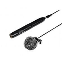 Boya BY-M11OD Professional Omnidirectional XLR Lavalier Microphone