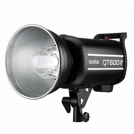Godox QT-600II x2 Studio Flash Lighting Kit FT-16 Trigger