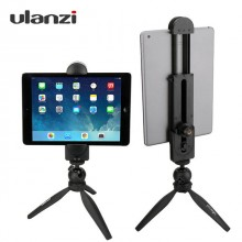 Ulanzi Mount Stand Bracket for iPad Pro iPhone X smartphone Tablet PC Tripod Clamp