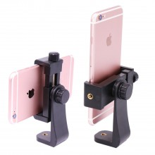 Ulanzi Smartphone Tripod Mount Adapter Tripod Clipper Holder