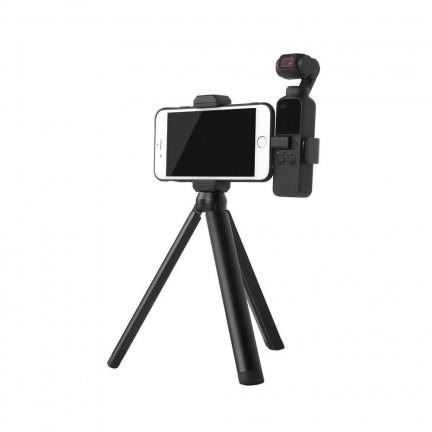 OSMO Pocket Phone Clip Holder + Selfie Stick + Tripod