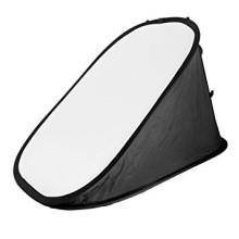 Floor Softbox 70*100cm Level Collapsible Softbox Studio Light Modifier