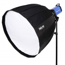 Professional quick setup Hexadecagon softbox Umbrella 120cm