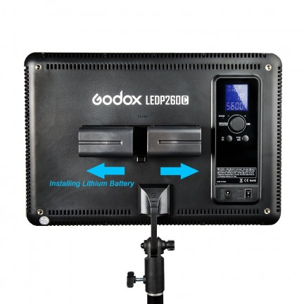 Godox LEDP260C LED Video Light