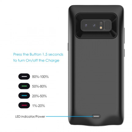 Samsung Galaxy Note 8 Battery Case