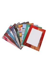 Paper Photo Frame 7 inch DIY Combination Wall Photo Frame