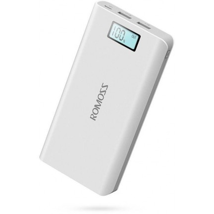 ROMOSS Sense 6 Plus Power Bank