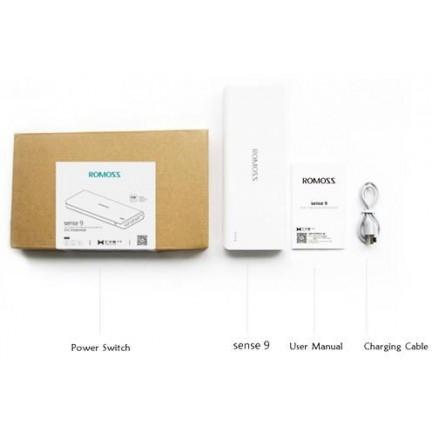 ROMOSS Sense 9 25000mAh Power Bank