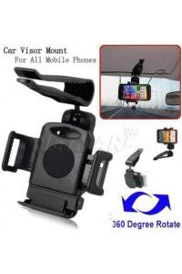 Car Visor Mount Phone Holder