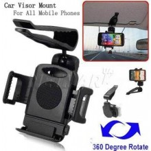 Car Visor Mount Phone Holder