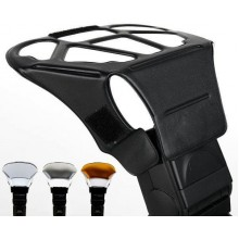 Universal Speedlight Flash Diffuser/Softbox Honeycomb Grid&Tri-Color Reflector