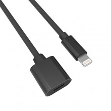 Cable for iPhone Male to Female 1m