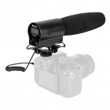 BOYA BY-DMR7 Shotgun Condenser Microphone Broadcast