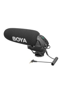 BOYA BY-BM3030 On-Camera Shotgun Condenser Microphone