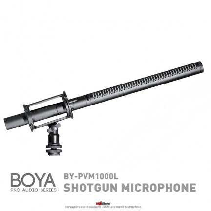 BOYA BY-PVM1000L