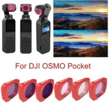 DJI Osmo Pocket Filter Gimbal Camera Filters