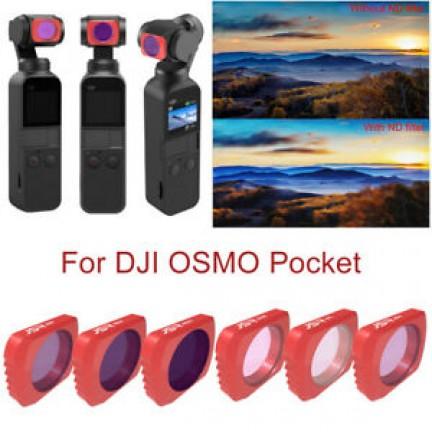 DJI Osmo Pocket Filter Gimbal Camera Filters