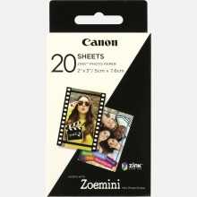 "Canon ZINK™ 2""x3"" Photo Paper x20 sheets"