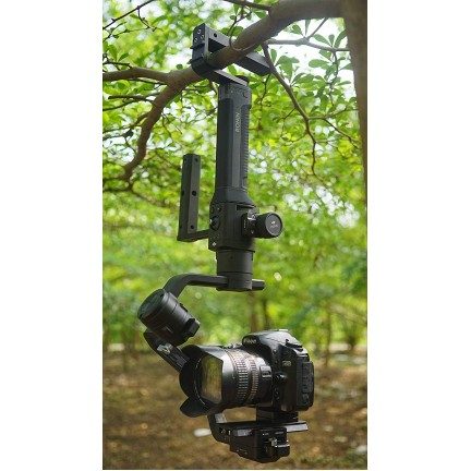 Bottom Handle Monitor Mount Vision Accessories Gimbal
