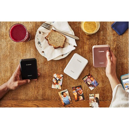 Canon Zoemini Photo Printer - Black