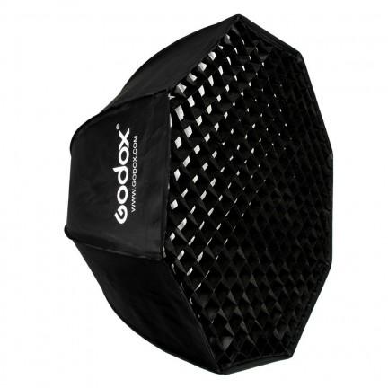 GODOX OCTAGON 140CM SOFTBOX WITH GRID